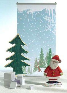 """Dekopaket """"Frosty Christmas"""""""