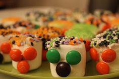 Sugar Aunts: Cute Halloween Treats
