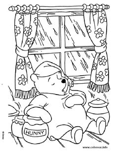 Welcome in Pooh Bear Coloring Pages site. In this site you will find a lot of Pooh Bear Coloring Pages in many kind of pictures. Bear Coloring Pages, Coloring Pages To Print, Printable Coloring Pages, Adult Coloring Pages, Coloring Books, Disney Coloring Sheets, Coloring Sheets For Kids, Bear Stencil, Arte Country