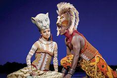 The Lion King, el musical, puesta en escena, La noche del amor, Simba y Nala, Broadway, New York. #ElReyLeón #Musical #Broadway #Entradas Reserva tu entrada: http://www.weplann.com/nueva-york/entradas-el-rey-leon-musical-broadway