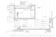 En Detalle: Cortes Constructivos / Hormigón Plataforma Arquitectura