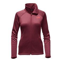 The North Face Women's Agave Full Zip Fleece North Face Women, The North Face, Outdoor Outfitters, Nice Tops, Hooded Jacket, Jackets For Women, Zip, Hoodies, Coat