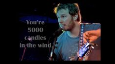 MOUSE RAT - 5000 candles in the wind (LYRICS on screen)