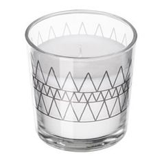 Candle holders & candles - Unscented candles - IKEA