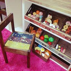 子どもが楽しくお片付け!おもちゃの収納アイディア | RoomClip mag | 暮らしとインテリアのwebマガジン Life