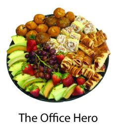 Office Hero From Sundance Grill In Grand Rapids!!! Had This At Our  Conference