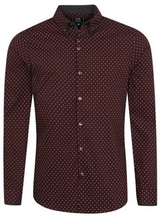 George Double Collar Patterned shirt http://direct.asda.com/george/mens-shirts/patterned-shirt/G004708714,default,pd.html