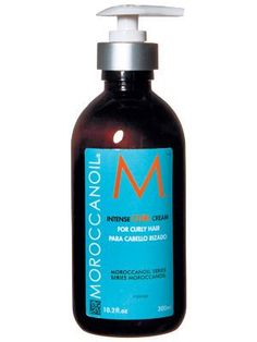 Styling Products - Moroccanoil Intense Curl Cream from #InStyle