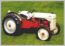 8N Ford Tractor http://palmcoastford.com/