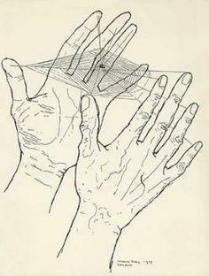 "Man Ray - L'attente ""Les Mains Libres"" , 1937"