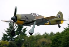 Focke Wulf Fw-190A-5 Landing by shelbs2 on DeviantArt