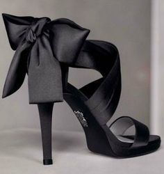 Vera Wang Shoes - These will do for end of the year parties.