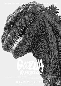 shingoji - Google Search Godzilla Suit, Godzilla Resurgence, Bayonetta, King Kong, Manga, Monsters, Pop Culture, Beast, Anime