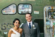 Top Wedding Photographers in Costa Rica | A Brit & A Blonde. Creative destination wedding photographers. #CostaRicawedding http://abritandablonde.com/2014/03/19/blog/super-fun-wedding-at-parador-manuel-antonio/
