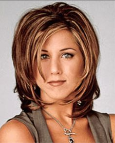 """The Rachel"" hair style is ageless and was created by Chris McMillan - who says hairdressing is not an Art Form"