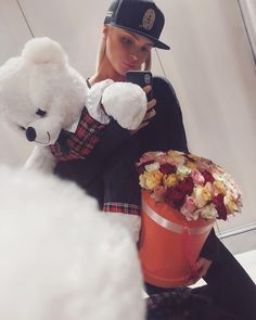 "Alena Shishkova - ""Not in the flowers happiness. Alena Shishkova, Supermodels, Winter Hats, Glamour, Boots, Sexy, Beautiful, Collection, Happiness"