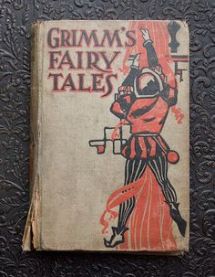Grimm's Fairy Tales Illustrated M.A. Donohue & by Hipstertique1, $10.00