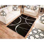Buy Terra New York Rectangle Area Rug Black/White at Walmart.com