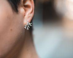Pine Leaf Earrings   Kirki