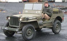 jeep   Kodiak Military History, 1945 Willys MB Jeep