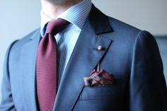 Parisian Style Can You Name That Lapel Notch? | Parisian Gentleman