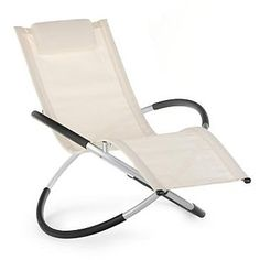 Unique Arts Cream Orbital Rocking Chair  sc 1 st  Pinterest & Novus Zero Gravity Recliner by Relax The Back® review at Kaboodle ... islam-shia.org