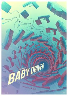 Baby Driver v.4 – PosterSpy
