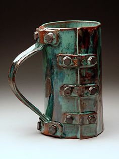 Lev Sharapan Mug at MudFire Gallery