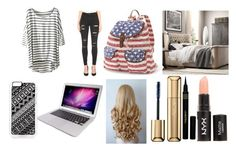 """""""She's just an american girl"""" by crazycatlady101 ❤ liked on Polyvore featuring Restoration Hardware, Paige Denim, Candie's, Zero Gravity and Napoleon Perdis"""