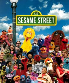 Sesame Street :)