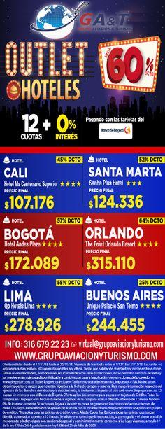 No dejes pasar esta oportunidad www.grupoaviacionyturismo.com #viajes #agenciaDeViajes #Colombia #Bogota #turismo