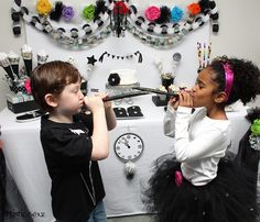 Ideas for New Years party with Kids