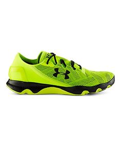 4d4d55cf193 Under Armour Men s UA SpeedForm® Apollo Vent Running Shoes 12 High-Vis  Yellow