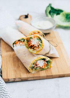 Heb jij wel eens een wortelwrap geproefd? Yes dat is een tortilla wrap met worteltjes erdoor. Ik maak een lekkere versie met geitenkaas en frisse wortel.