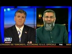 London Imam Anjem Choudary On The Rise Of Radical Islam - The Rise Of Radical Islam -Hannity - YouTube.  Although Choudary is somewhat detached from reality, he knows that his beliefs are evil & that is why he avoids answering. #FacingDepersonalization