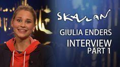 Giulia Enders | Part 1 | Skavlan