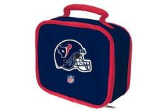 Houston Texans NFL Lunchbreak Lunchbox