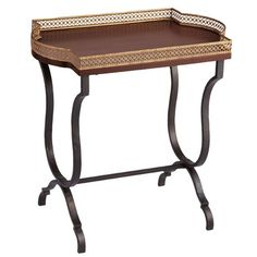 I pinned this Saint Gervais Side Table from the Bombay event at Joss and Main!