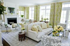 The Glam Pad: Ashley Whittaker Decorates a Sunny Westchester Home