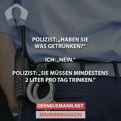 Haben Sie was getrunken? #derneuemann #humor #lustig #spaß