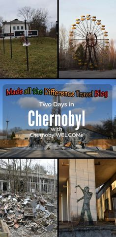 I had an amazing two days exploring the Chernobyl Exclusion Zone with ChernobylWEL.COMe. My Chernobyl tour took me around the zone and disaster zone.