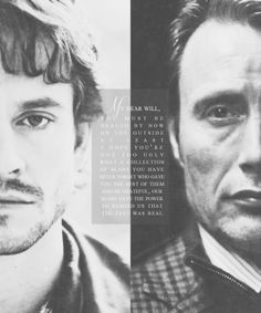 - Hannibal's final letter to Will