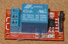 uxcell DC 3.3-5V 2-Channel Alarm Triggers Vibration Sensor Automation Module