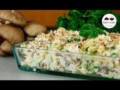 Обалденный мясной салат вместо оливье - Fav0rit77.ru