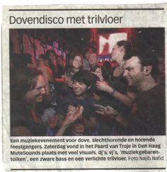 Volkskrant - februari 2008