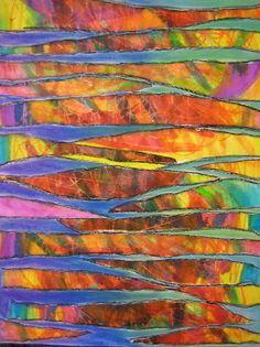 Krea d' IngeN: 'Kleurrijk weefsel'