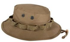 3ad8c94376ae3 Military Boonie Hats Coyote Brown Boonie Hat