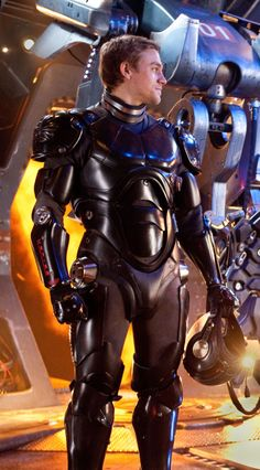Raleigh Beckett - Pacific Rim                                                                                                                                                                                 More