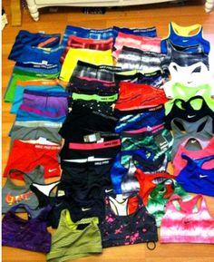 Kinda jealous of the sports bras