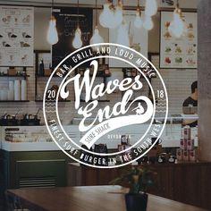 Waves End - Bar grill and loud music #bar #grill #music #logoinspiration #logodesign #logodesigner #logo #logos #graphicdesign #designinspiration #creativity #branding #graphicdesigner #logotype #logonew #logodesigns #branded #identity #branddesign #branddesigner FREE EBOOK - 10 Crucial Steps to Building an Engaging and Memorable Brand [Link in Bio] #buildyourbrand #memorablebrands #elements #elementsbrandmanagement #creative #growyourbusiness #brandagency #brandingagency #webagency…